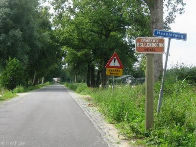 Hexel is een buurtschap in de provincie Overijssel, in de streek Salland, gemeente Hellendoorn.