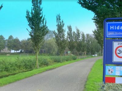 Hidaard is een dorp in de provincie Fryslân, gemeente Súdwest-Fyslân. T/m 1983 gemeente Hennaarderadeel. In 1984 over naar gemeente Littenseradiel, in 2018 over naar gemeente Súdwest-Fryslân. (© Jan Dijkstra, Houten)