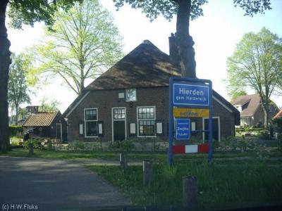 Hierden is een dorp in de provincie Gelderland, in de streek Veluwe, gemeente Harderwijk.