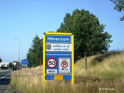 Hilversum is een stad en gemeente in de provincie Noord-Holland, in de streek 't Gooi.