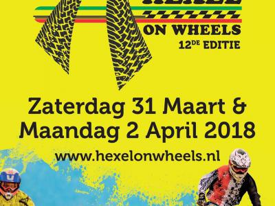 In het paasweekend staat het dorp Hoge Hexel altijd twee dagen lang op zijn kop met autocross en motorcross in diverse klassen, een tentfeest - waar velen alleen al voor naar het evenement komen, aldus de organisatie - en nog veel meer...