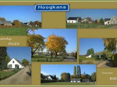 Hoog Kana, collage buurtschapsgezichten (© Jan Dijkstra, Houten)