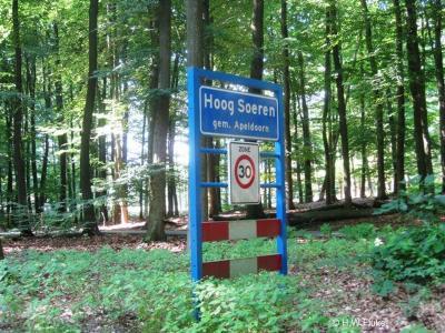Hoog Soeren is een dorp in de provincie Gelderland, in de streek Veluwe, gemeente Apeldoorn.