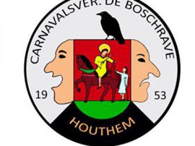 Natuurlijk doen ze ook in Houthem aan carnaval. Bij de in 1953 opgerichte Carnavalsvereniging De Boschrave is dat in goede handen.