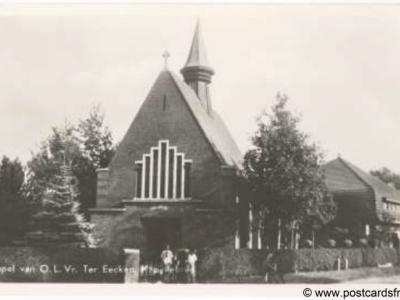 Kapellebrug, Kapel van O.L. Vrouw ter Eecken