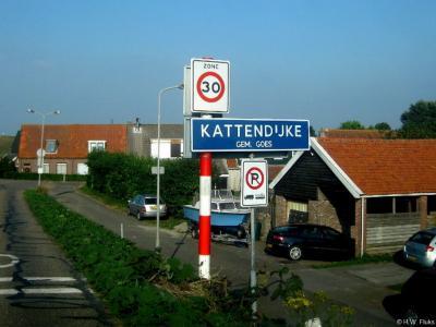 Kattendijke is een dorp in de provincie Zeeland, in de streek Zuid-Beveland, gemeente Goes. Het was een zelfstandige gemeente t/m 1969.