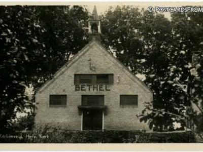 Kerkenveld, Hervormde Bethelkerk