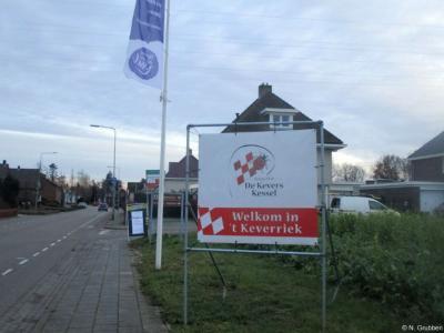Kessel is een dorp in de provincie Limburg, in de regio Noord-Limburg, gemeente Peel en Maas. Het was een zelfstandige gemeente t/m 2009. Tijdens carnaval heet het dorp 't Keverriek.
