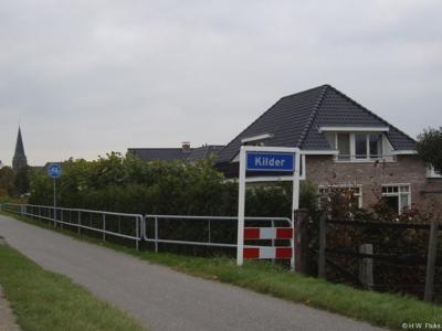 Kilder is een dorp in de provincie Gelderland, in de streek Achterhoek, gemeente Montferland. T/m 2004 gemeente Bergh.