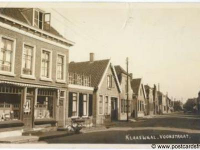 Klaaswaal, Voorstraat, 1948