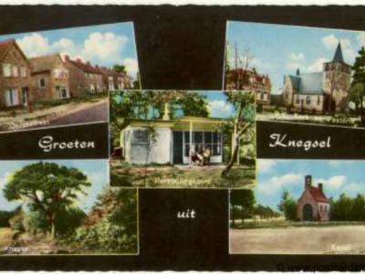 Knegsel, Groeten uit, 1968