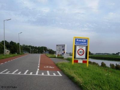 Koedijk is een dorp in de provincie Noord-Holland, in de streek West-Friesland, in grotendeels gemeente Alkmaar, deels gemeente Langedijk. Het was een zelfstandige gemeente t/m 30-9-1972.