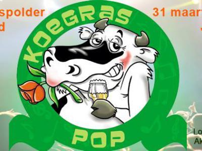 De Koegrassers hebben het 200-jarig bestaan van Polder Koegras, in 2017, groots gevierd met een heel weekend Koegraspop.