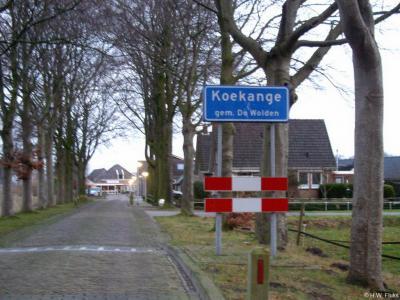 Koekange is een dorp in de provincie Drenthe, gemeente De Wolden. T/m 1997 gemeente De Wijk.