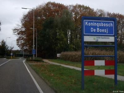 Koningsbosch is een dorp in de provincie Limburg, gemeente Echt-Susteren. T/m 2002 gemeente Echt.
