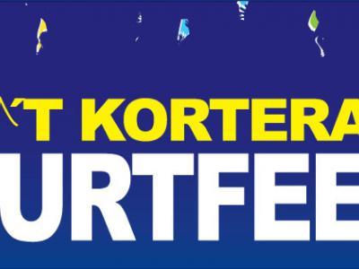 In september staat Korteraar altijd een heel weekend op zijn kop tijdens het Korteraars Buurtfeest