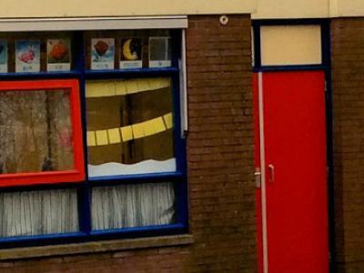Lageland, basisschool De Spil wás meer dan 140 jaar de spil in Lageland, maar heeft in 2015 de deuren moeten sluiten. Met nog maar 20 leerlingen en twee klassen in het nieuwe jaar was het niet verantwoord om nog langer door te gaan. Helaas...