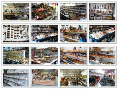 Wim van Schayik heeft in zijn Museum voor Nostalgie en Techniek in Langenboom in enorme hallen enorme collecties van duizenden soorten nostalgische voorwerpen verzameld, alles ook nog zeer goed gerestaureerd. Zeer de moeite waard om eens te gaan kijken!
