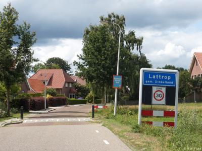 Lattrop is een dorp in de provincie Overijssel, in de streek Twente, gemeente Dinkelland. T/m 2000 gemeente Denekamp.