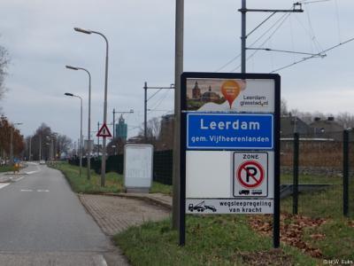 Leerdam is een stad in de provincie Utrecht (t/m 2018 provincie Zuid-Holland), in de streek en gemeente Vijfheerenlanden. Het was een zelfstandige gemeente t/m 2018.