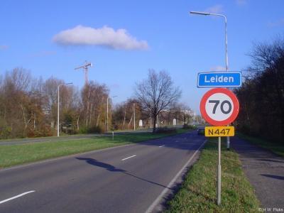 Leiden is een stad en gemeente in de provincie Zuid-Holland.