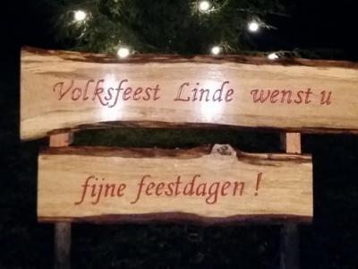 Een jaarlijkse traditie in de buurtschap Linde bij Vorden is het Volksfeest, in het vierde weekend van september