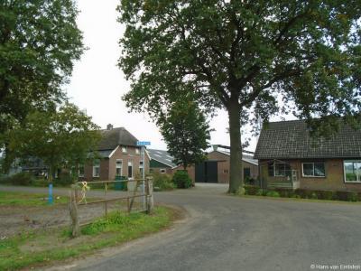 Buurtschap Look, Geskesdijk, boerderij de Elshof