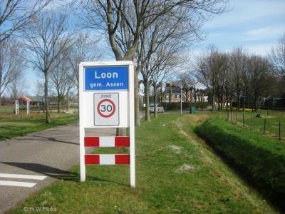 Loon is een dorp in de provincie Drenthe, gemeente Assen.