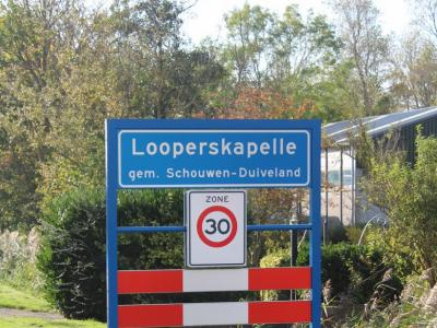 Looperskapelle is een buurtschap in de provincie Zeeland, op het schiereiland en in de gemeente Schouwen-Duiveland. Het was een zelfstandige gemeente t/m 1812.