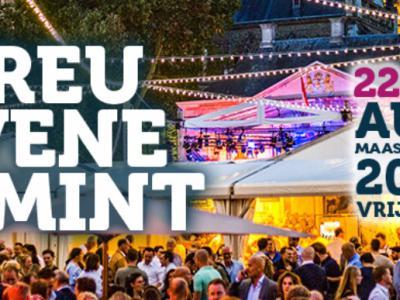 Op het Preuvenemint in Maastricht laten veertig restaurateurs ca. 100.000 mensen 'preuven' van uiteenlopende hapjes, variërend van Limburgse streekspecialiteiten tot delicatessen uit de internationale keuken.