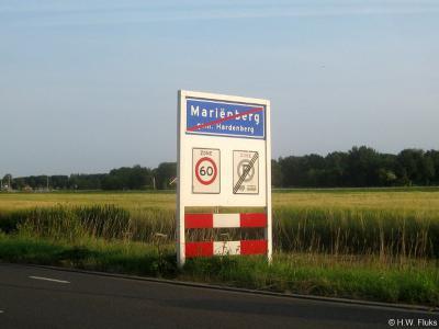 Mariënberg is een dorp in de provincie Overijssel, in de streek Salland, gemeente Hardenberg. T/m 30-4-1941 gemeente Ambt Hardenberg.