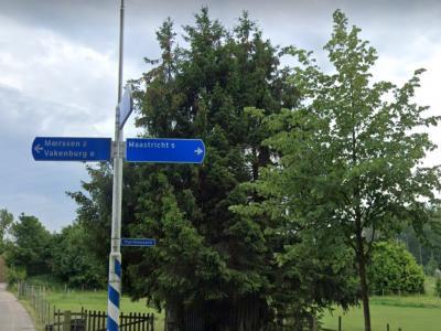 Mariënwaard is een buurtschap in de provincie Limburg, gemeente Maastricht. De buurtschap valt onder de wijk Nazareth. De buurtschap heeft geen plaatsnaamborden, zodat je slechts aan de gelijknamige straatnaambordjes kunt zien dat je er bent aangekomen.