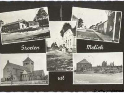 Melick, Groeten uit, 1961