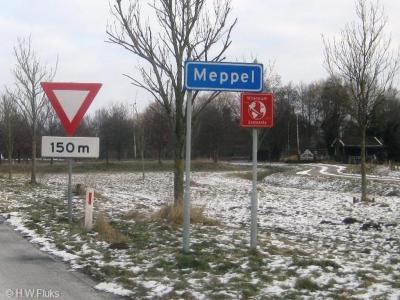 Meppel is een stad en gemeente in de provincie Drenthe.