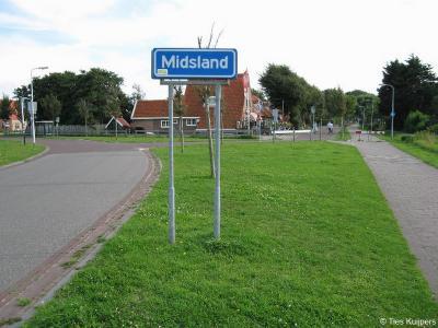 Midsland is een dorp in de provincie Fryslân, in de streek Waddengebied, op het eiland en in de gemeente Terschelling.