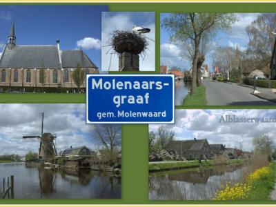 Molenaarsgraaf is een dorp in de provincie Zuid-Holland, in de streek Alblasserwaard, gem. Molenlanden. Het was een zelfstandige gem. t/m 1985. In 1986 over naar gem. Graafstroom, in 2013 over naar gem. Molenwaard, in 2019 over naar gem. Molenlanden.