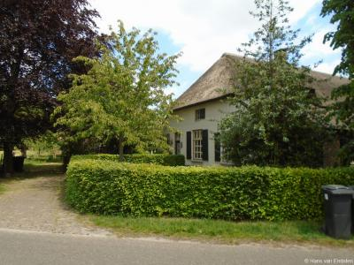 Buurtschap Moleneind (Uden), fraaie oude boerderij aan de Asseldonkweg