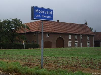 Moorveld is een dorp in de provincie Limburg, in de streek Heuvelland, gemeente Meerssen. T/m 1981 grotendeels gemeente Ulestraten, deels gemeente Geulle.