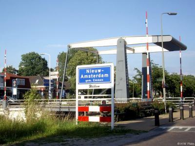 Nieuw-Amsterdam is een dorp in de provincie Drenthe, gemeente Emmen.