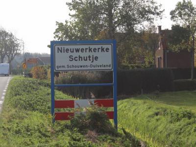 Nieuwerkerke Schutje is een voormalig dorp, thans buurtschap in de provincie Zeeland, op het schiereiland en in de gemeente Schouwen-Duiveland. Het was onder de naam Nieuwerkerke een zelfstandige gemeente t/m 1812.