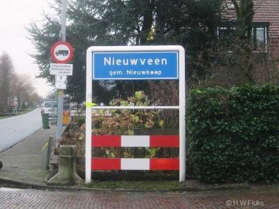 Nieuwveen is een dorp in de provincie Zuid-Holland, in de streek Groene Hart, gemeente Nieuwkoop. Het was een zelfstandige gemeente t/m 1990. In 1991 over naar gemeente Liemeer, in 2007 over naar gemeente Nieuwkoop.