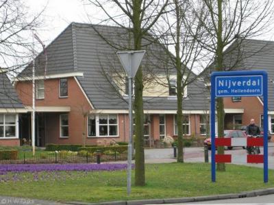 Nijverdal is een dorp in de provincie Overijssel, in grotendeels de streek Salland, deels Twente, gemeente Hellendoorn.