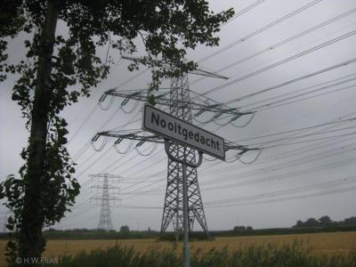 Raad eens wat het noordelijkste plaatsje is van de gemeente Delfzijl? Nooitgedacht. Dat had je vast nooit gedacht... ;-)