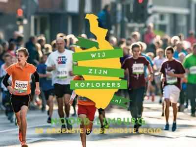 Noord-Limburg is letterlijk en figuurlijk koploper in Limburg op het gebied van sport en bewegen. Ze willen de groenste en gezondste regio worden. Samen met o.a. bedrijven, verenigingen en inwoners stimuleren ze een leven lang bewegen in de hele regio.
