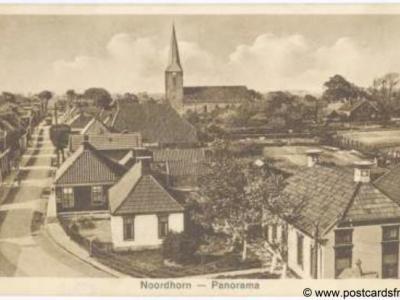 Noordhorn panorama 1932