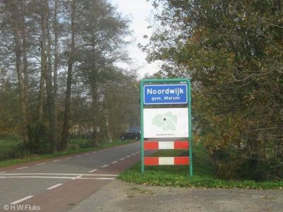 Bij de plaatsnaam Noordwijk denkt men gelijk aan Noordwijk aan Zee. Maar er is ook nog een dorp Noordwijk in Groningen, gemeente Westerkwartier. T/m 2018 gemeente Marum.