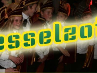 Ook in Olst doen ze aan carnaval. Dat is in goede handen bij de in 1963 opgerichte carnavalsvereniging CV Iesselzotten (Iessel is dialect voor de rivier de IJssel, waar Olst aan is gelegen).