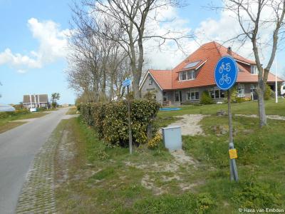 Harkebuurt, hoek Harkebuurt/Oosterenderweg, huis Strendzicht