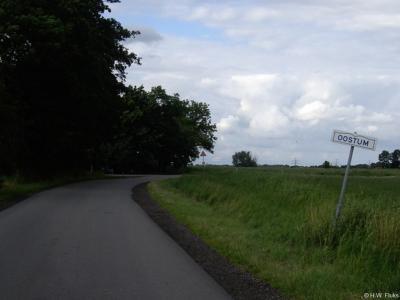 Oostum is een buurtschap in de provincie Groningen, in de streken Westerkwartier en Middag-Humsterland en de gemeente Westerkwartier. T/m 1989 gemeente Ezinge. In 1990 over naar gemeente Winsum, in 2019 over naar gemeente Westerkwartier.