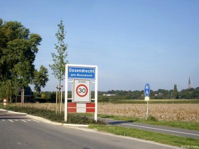 Ossendrecht is een dorp in de provincie Noord-Brabant, in de regio West-Brabant, en daarbinnen in de streek Baronie en Markiezaat, gemeente Woensdrecht. Het was een zelfstandige gemeente t/m 1996.